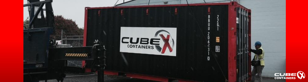 Cubex - Shipping Container Sales and Hire